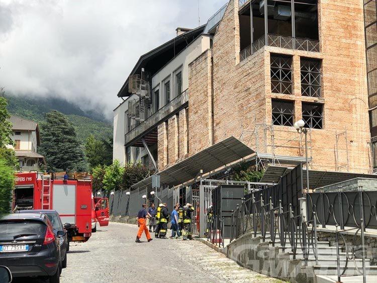 Fumo nei locali del Casinò, locali evacuati