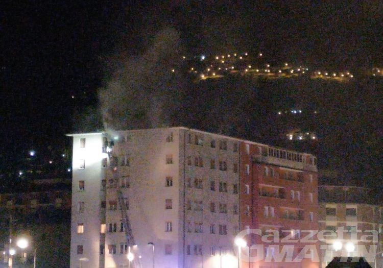Incendio Aosta: fiamme accidentali, ma nessuna esplosione
