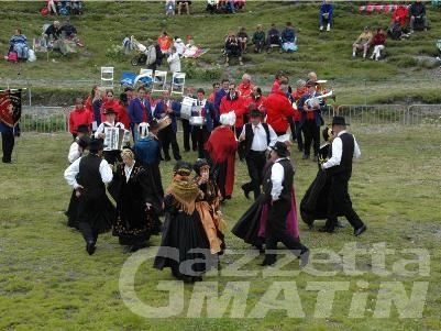 La Thuile: oggi la tradizionale festa Pass Pitchü per la riapertura del Colle del Piccolo San Bernardo