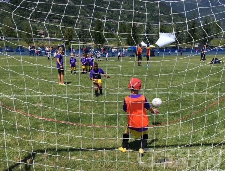 Trofeo Valle d'Aosta Calcio, Bionaz: «Abbiamo seguito il cuore»