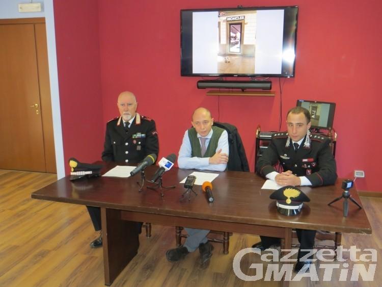 Spaccata Moncler Courmayeur: condanna a tre anni di carcere