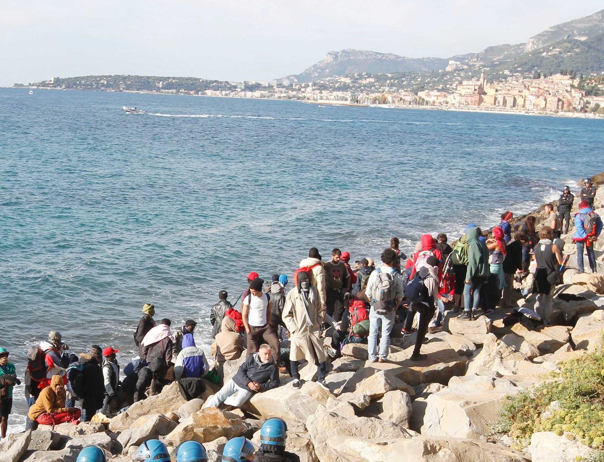 Migranti: l'ARCI Vda a Ventimiglia per la difesa dei loro diritti