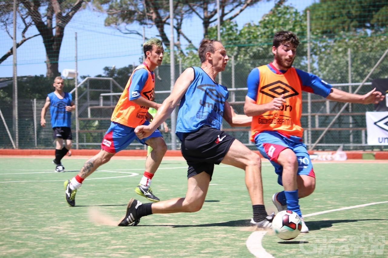Calcio a 5: Gazzetta Dream Cup a Charvensod domenica 8 luglio