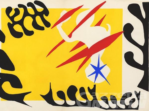 Mostre: il genio di Henri Matisse da domani al forte di Bard