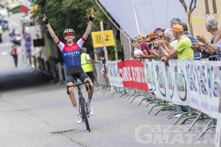Giro della Valle: Mark Donovan si riscatta a Quassolo