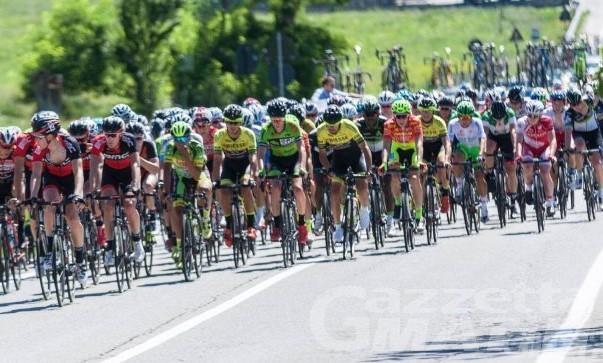 Giro della Valle: nel 2019 arrivi ad Ayas e Valtournenche