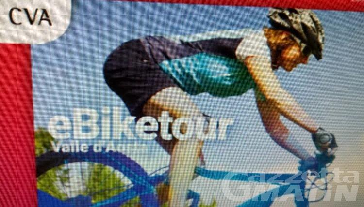 Bici elettriche: al via l'eBike tour di CVA
