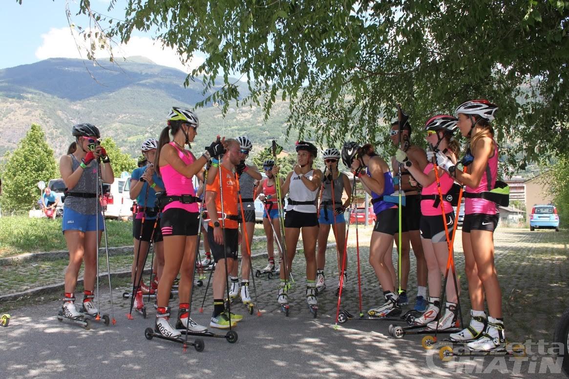 Fondo: la nazionale Under 20 in ritiro in Valle d'Aosta