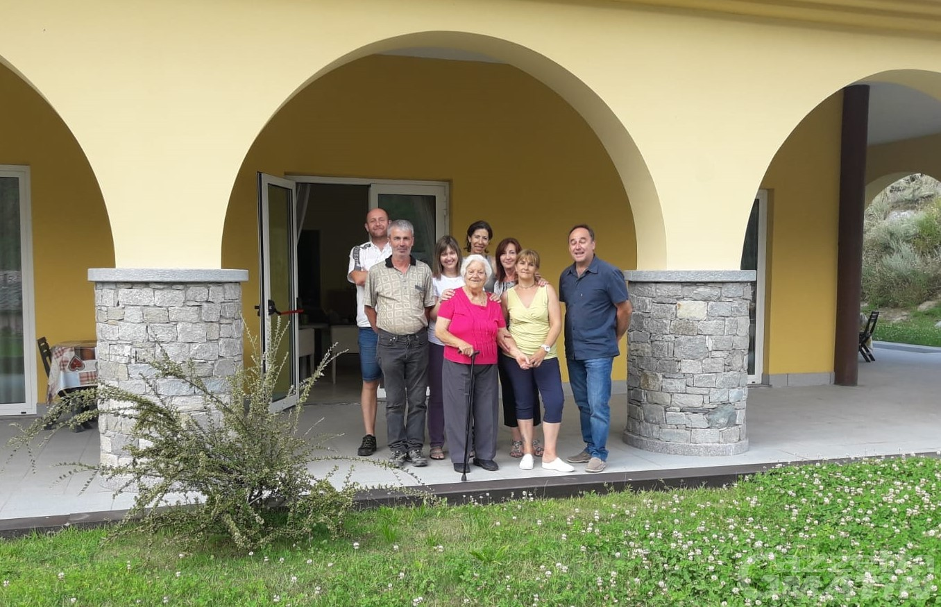 Anziani: aperta a Nus nuova casa-famiglia