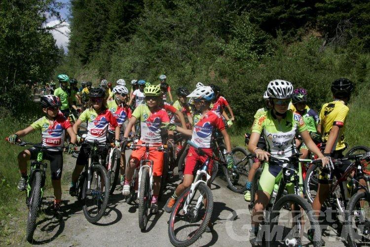 MTB: ad agosto a Pila i campionati europei giovanili