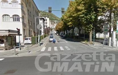Aosta: ancora modifiche alla circolazione per i lavori di Telcha