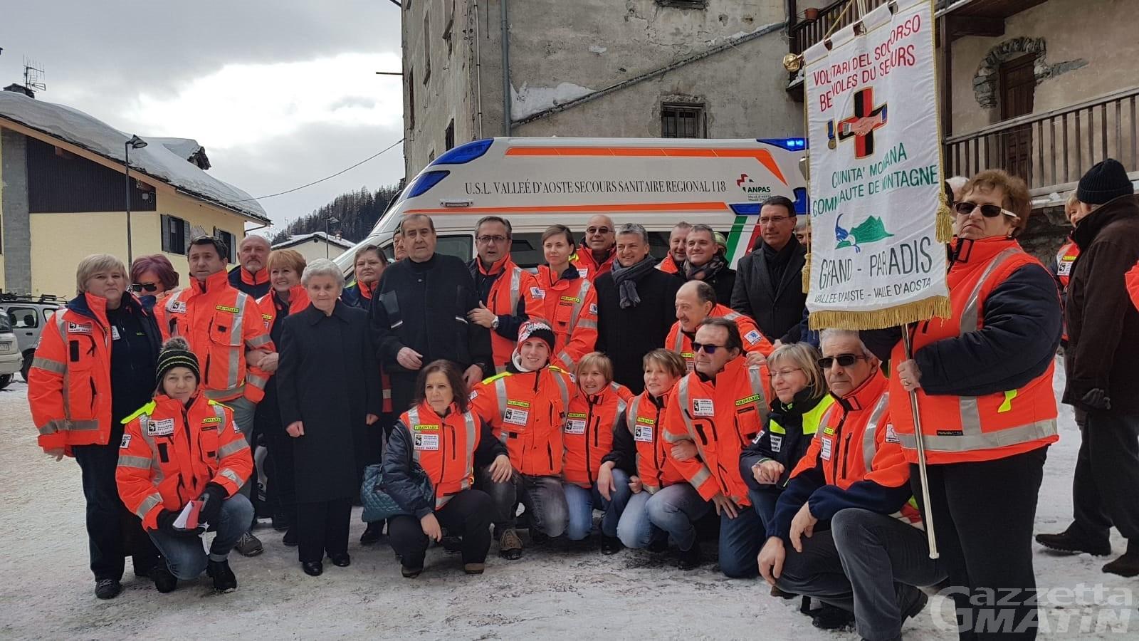 Sanità: prevenzione sanitaria estiva per i volontari del soccorso Grand Paradis