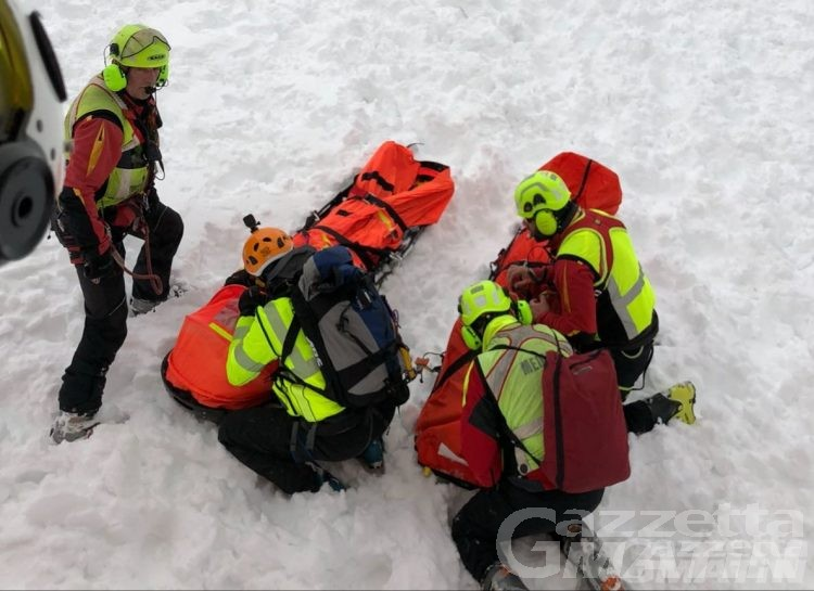 Valanga Pila: perizia affidata alla guida alpina Paolo Comune