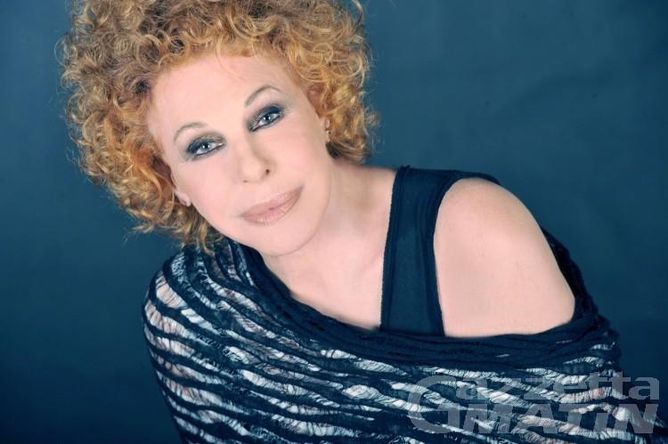 Musica, Ornella Vanoni si racconta al Forte