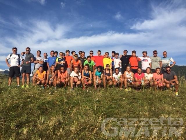 Asiva: agosto intenso per le squadre di fondo e biathlon