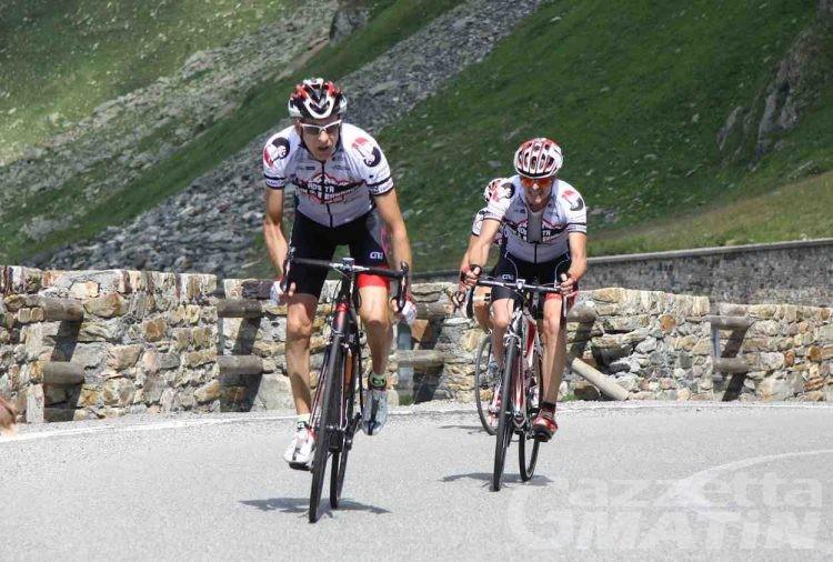Ciclismo: l'Inbike riporta in scena l'Aosta-Gran San Bernardo
