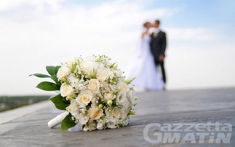 Sarre: al Lidò un Matrimonio da Favola
