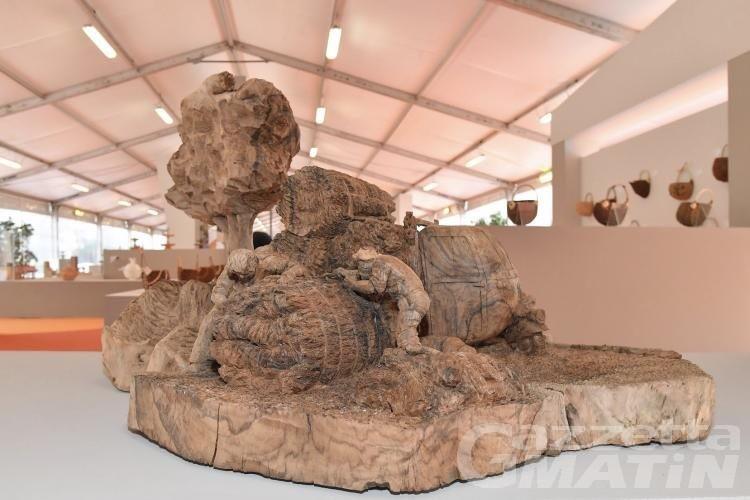 Le opere della mostra concorso premiate e in esposizione a Bard