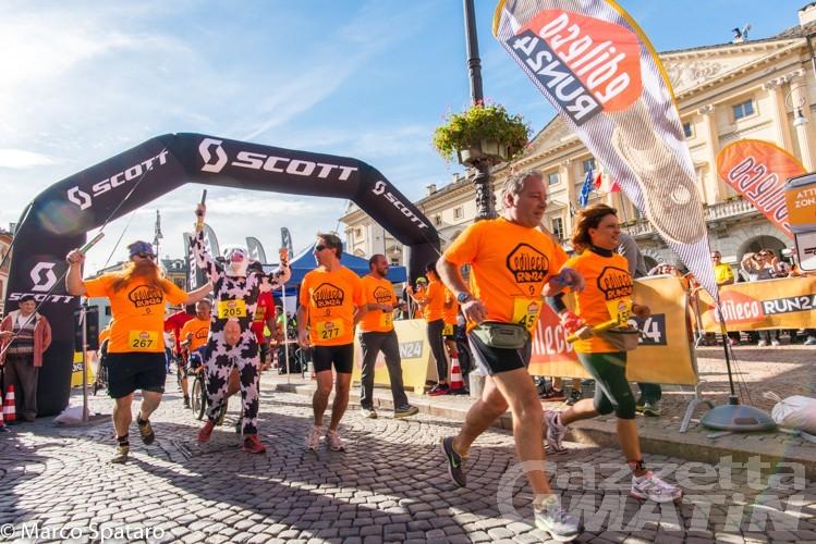 Seconda edizione il 6 e 7 ottobre per la corsa a staffetta Edileco Run 24