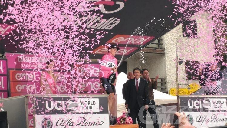 Giro d'Italia: in arrivo una tappa tutta valdostana