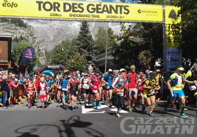 Trail, i 100 super atleti del Tor des Glaciers