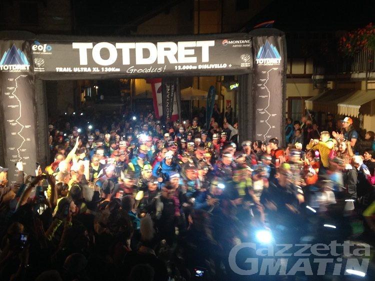 Tor130 – Tot Dret: Giuliano Cavallo in testa a Ollomont