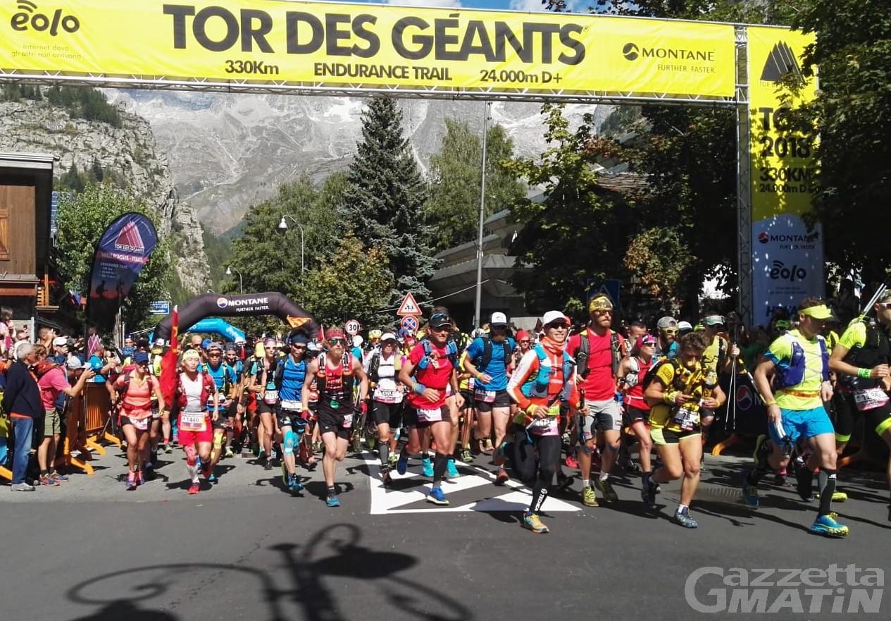 Tor des Géants®: chiuse le pre-iscrizioni con numeri record