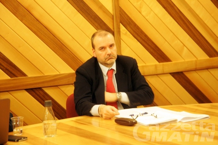 Courmayeur, Vaglio accusa: «Corio attaccato alla poltrona»