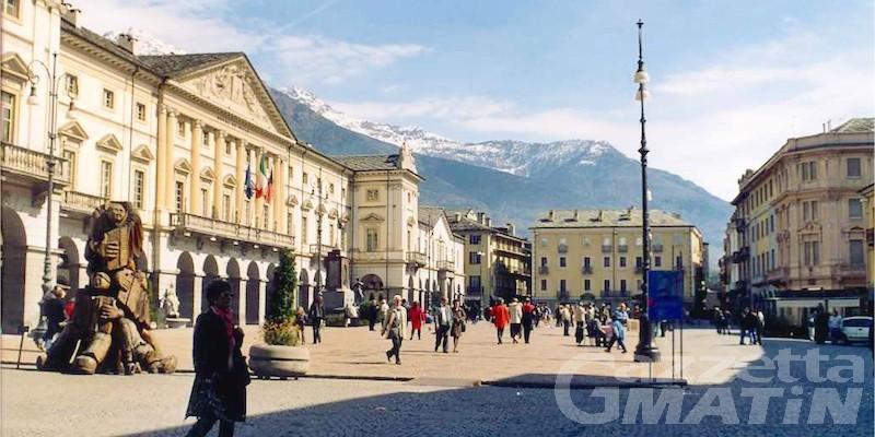 """Aosta scala posizioni nel rapporto sulle città più """"intelligenti"""""""