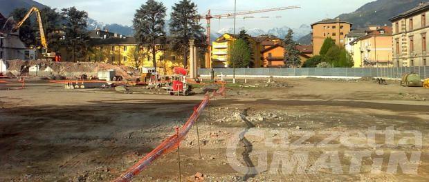 Aosta: in via Monte Solarolo, tramonta ipotesi attraversamento cantiere dell'Università