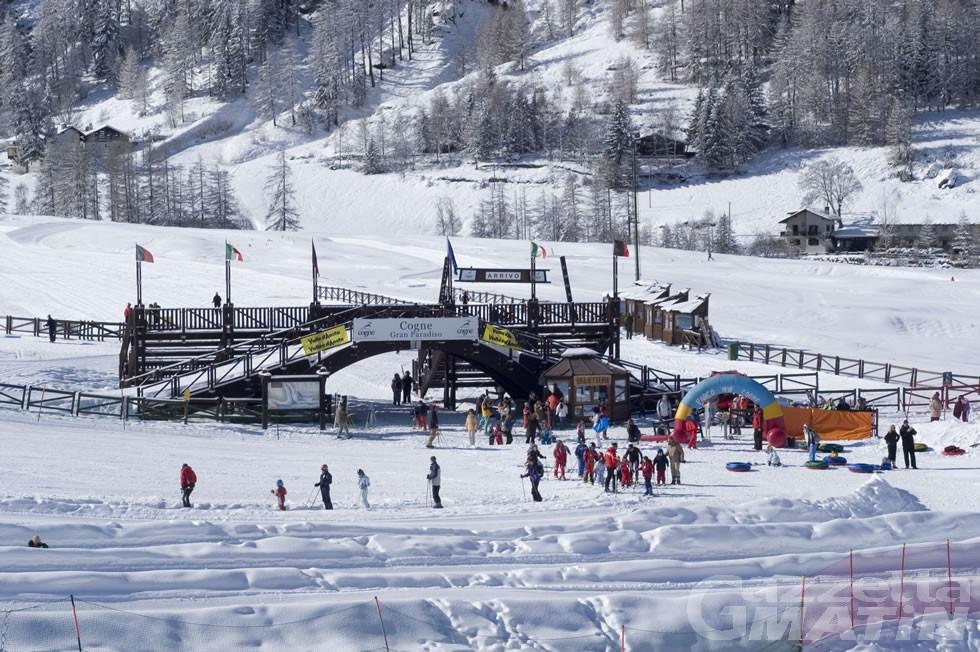 Sci nordico: sopralluogo a Cogne per i Mondiali Master 2020