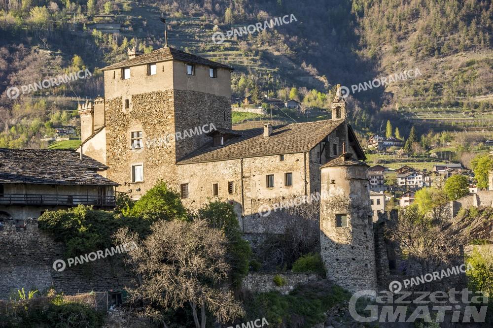 Saint-Pierre: visite in esclusiva al nuovo percorso espositivo del castello Sarriod de la Tour