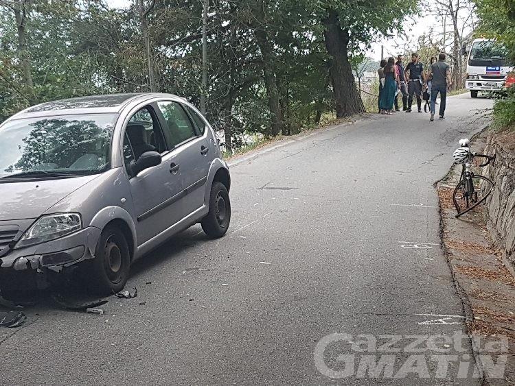 Bici contro auto: aperta inchiesta, lunedì i funerali di Matteo