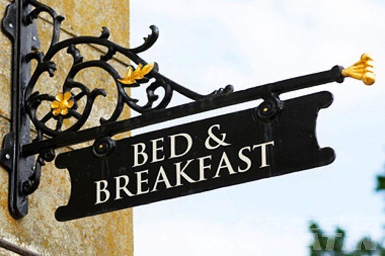 Bed & breakfast: redatto un disegno di legge regionale in attesa di uno nazionale
