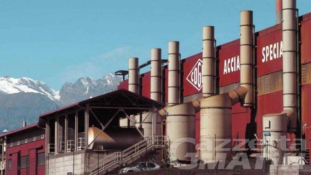 Aosta: Comune e Cogne Acciai Speciali insieme per iniziative di responsabilità sociale e valorizzazione della storia industriale