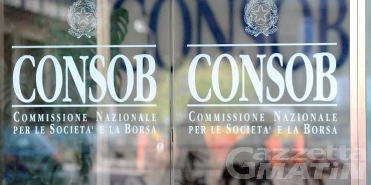 Casinò: sanzione dalla Consob al commercialista neo nominato nel nuovo CdA