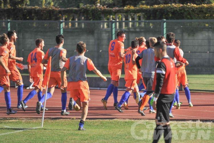 Calcio: il Pont Donnaz Hône Arnad vince anche a Biella
