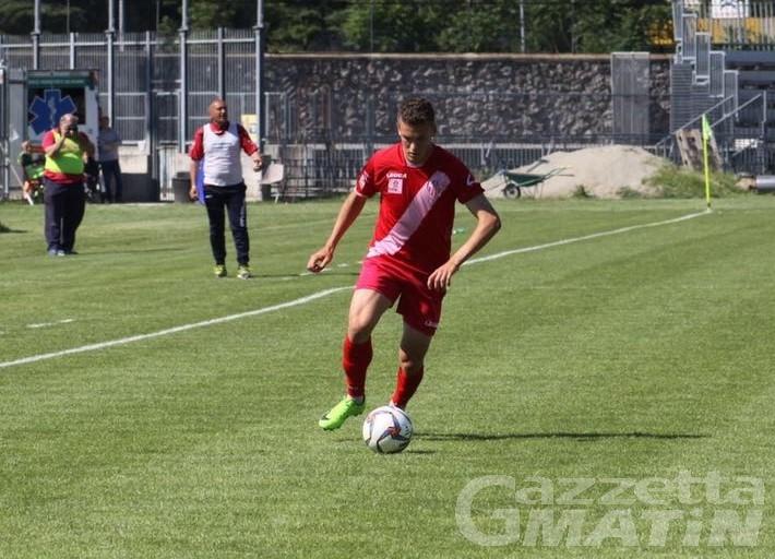 Calcio: l'Aygreville si rinforza con Maurice Glarey