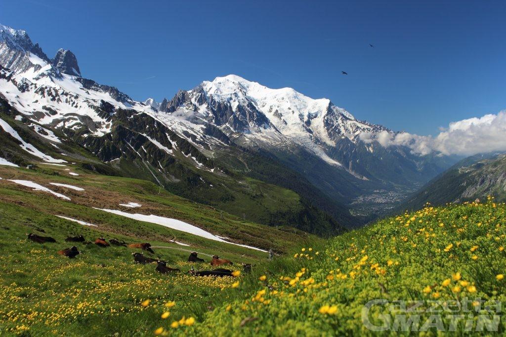 Montagna: alla Valle d'Aosta 332 mila euro dal Fondo nazionale