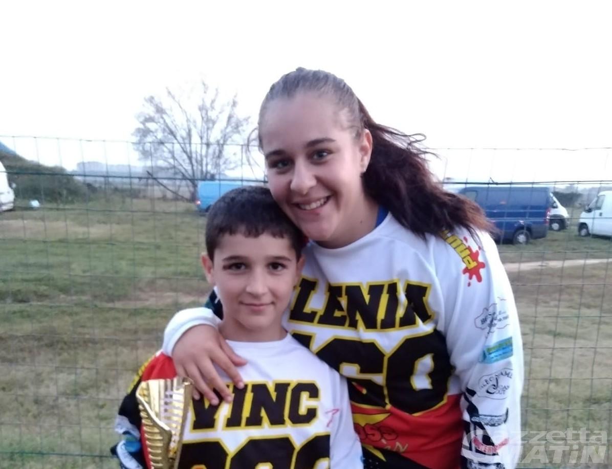 Motocross: Vincenzo Bove imbraccia la doppietta