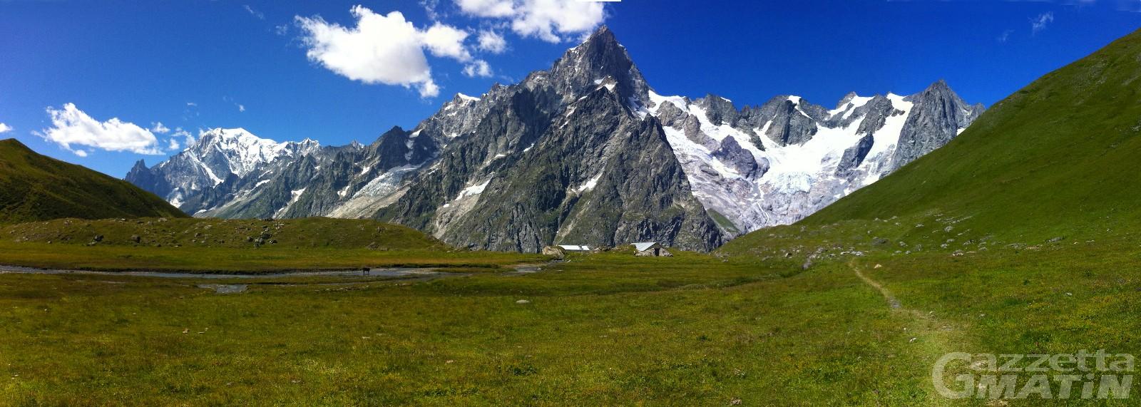 Montagna: un convegno a Courmayeur sulla trasformazione dei territori