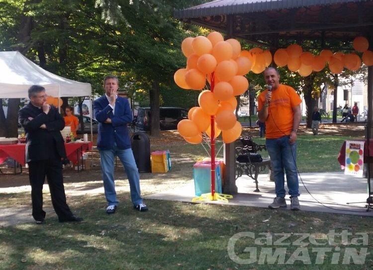 Volontariato: Aosta celebra oggi il Dono Day