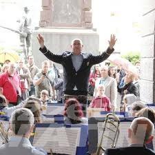 I corsi della banda musicale di Aosta Arnod