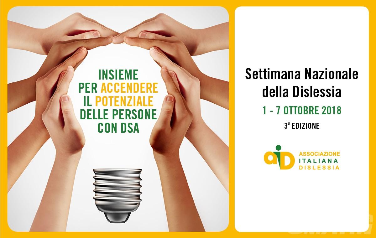 Settimana nazionale della dislessia: questa sera un incontro al Csv di Aosta