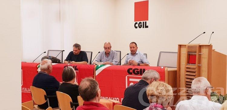 Pensionati: la Cgil organizza tre giornate in vista del congresso regionale