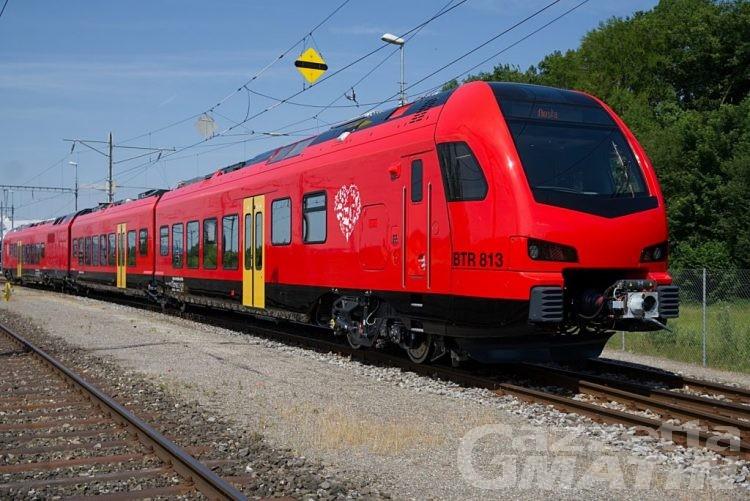 Trasporti, treni bimodali: ritardo di quattro mesi nella consegna