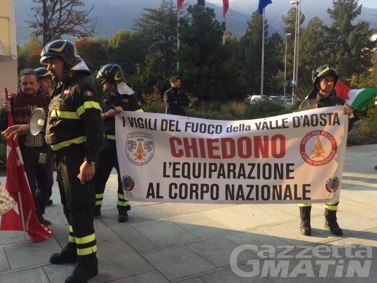 Referendum vigili del fuoco: una risoluzione in Consiglio