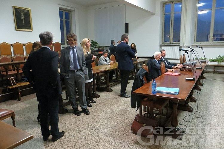 Processo Casinò: tutti assolti, rinvio a giudizio per Frigerio