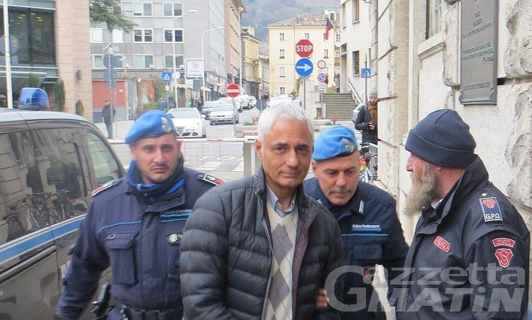 Corruzione in appalti: per Chiavazza sequestro e sospensione