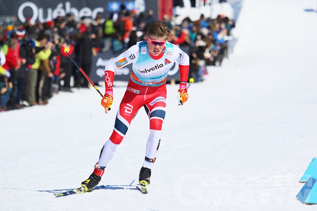 Fondo: la team sprint è della Norvegia, Italia solo 5ª